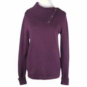 Market & Spruce Cotton Sweater